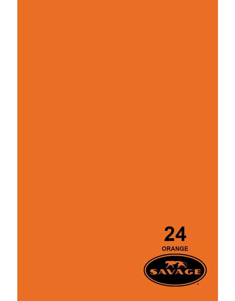 """Savage Savage 24 Orange 107"""""""