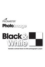 "Promaster B&W Photo Paper 8"" x10"" E Luster 25 sheets"