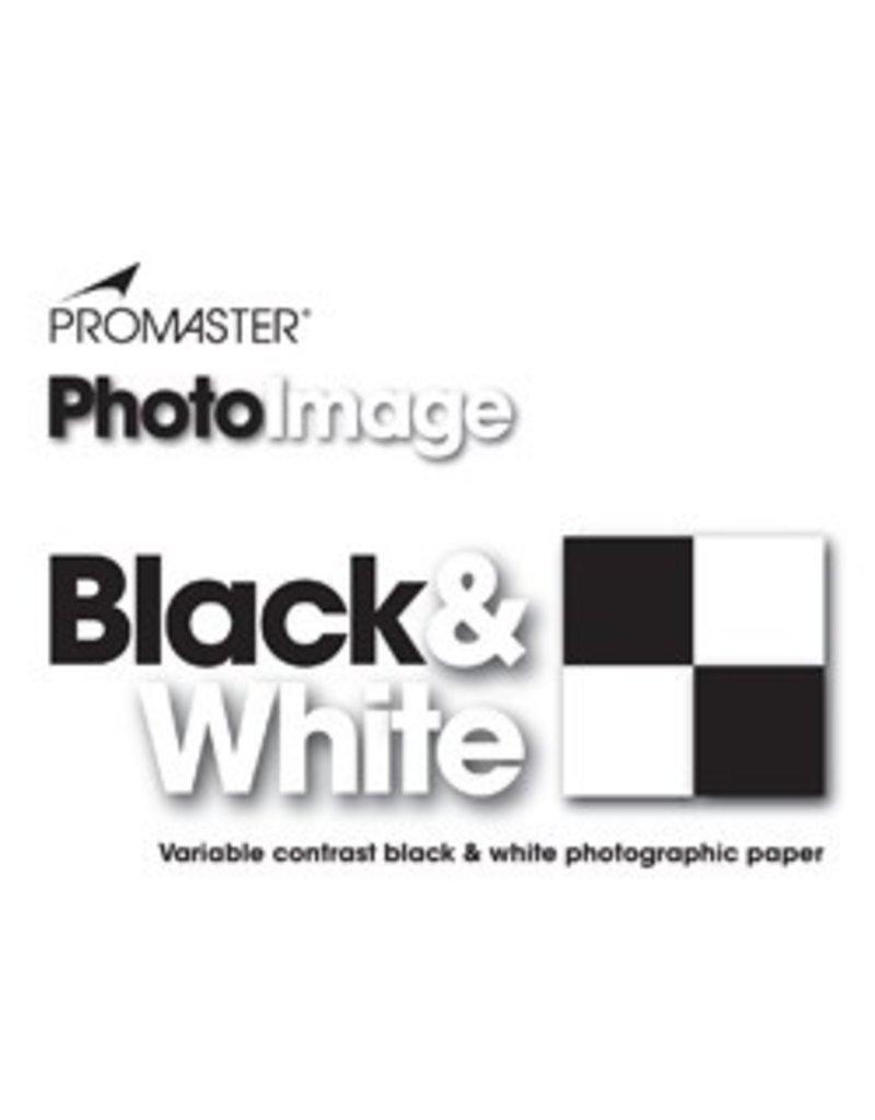 "Promaster B&W Photo Paper 8"" x10"" E Luster 25 sheets"