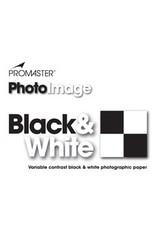 "Promaster B&W Photo Paper 8"" x10"" F Glossy 25 sheets"