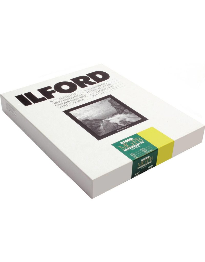"Ilford Ilford Multigrade FB Classic Matt 8x10"" 25 Sheets"