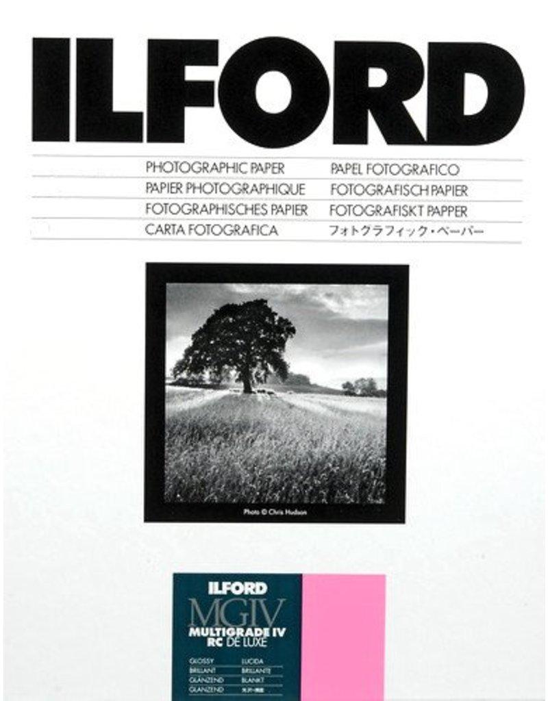 Ilford Ilford Multigrade MGIV RC Deluxe Glossy 8x10 100 Sheet