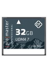 Promaster Compact Flash 32GB Rugged