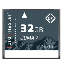 Promaster Compact Flash 32GB Rugged