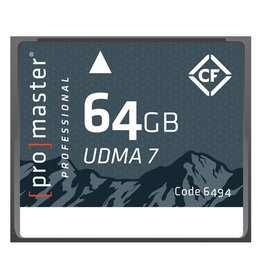 Promaster Compact Flash 64GB Rugged