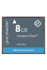 Promaster Compact Flash 8GB 500x Performance