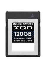 Delkin Delkin 120GB XQD Memory Card 440R/400W