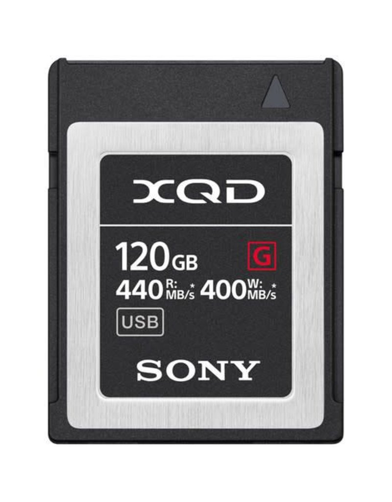 Sony Sony XQD 120GB G Series Memory Card