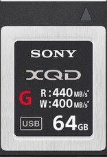 Sony Sony XQD 65GB G Series Memory Card