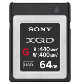 Sony Sony XQD 65GB G Series Memory Card