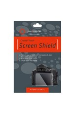 Promaster Crystal Touch Screen Shield - Nikon D750