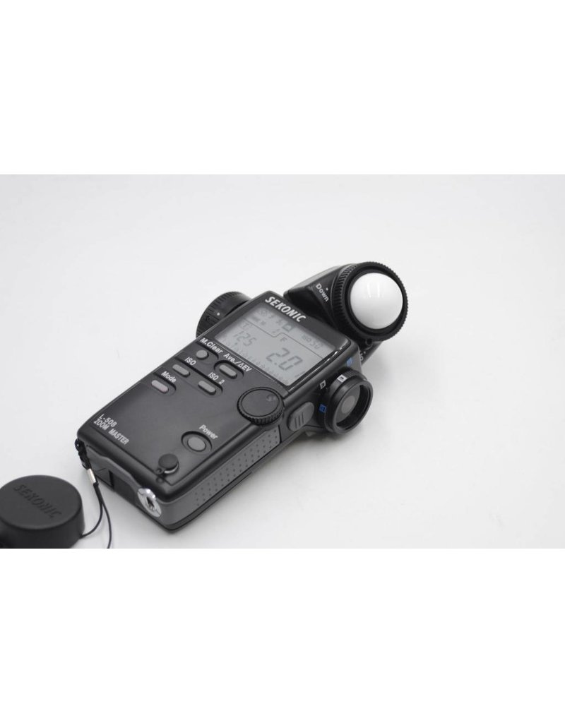 Pre-Owned Sekonic L-508 Zoom Master