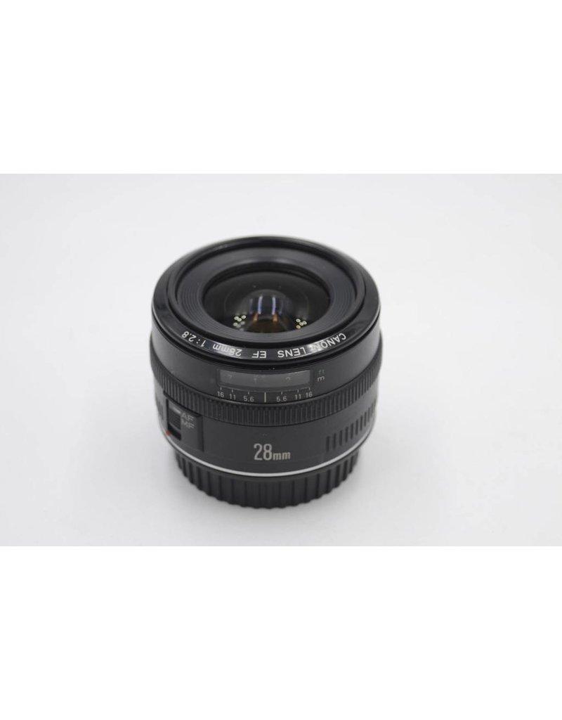 Canon Pre-Owned Canon 28mm F/2.8 EF