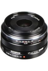Olympus 17mm f/2.8 BLK M4/3