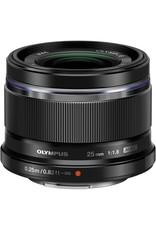 Olympus 25mm f/1.8 m4/3 Black