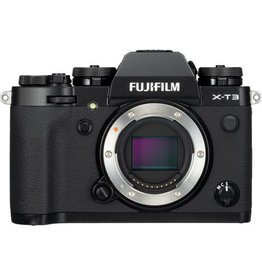 Fuji Fujifilm X-T3 Body Black