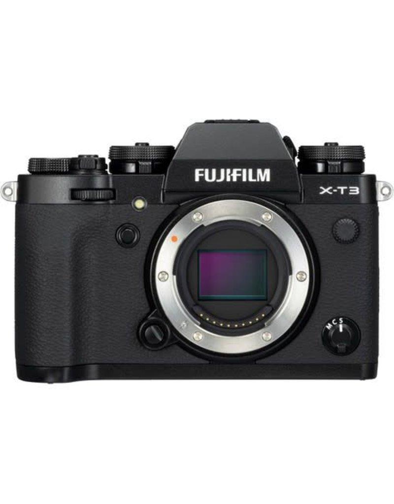 Fuji Fujifilm X-T3 Body Black