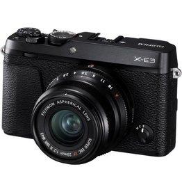 Fuji X-E3 w/23mm f2 lens black