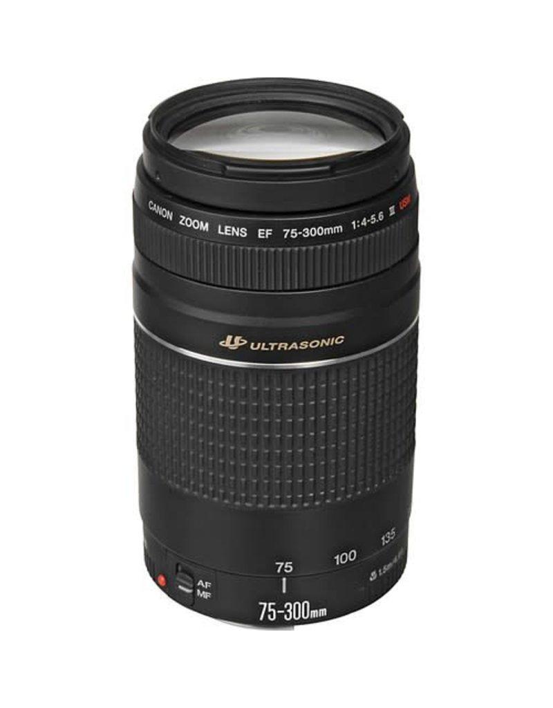 Canon EF 75–300mm f/4–5.6 III