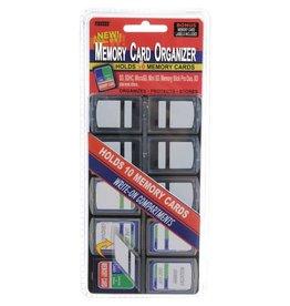 Memory Card Organizer