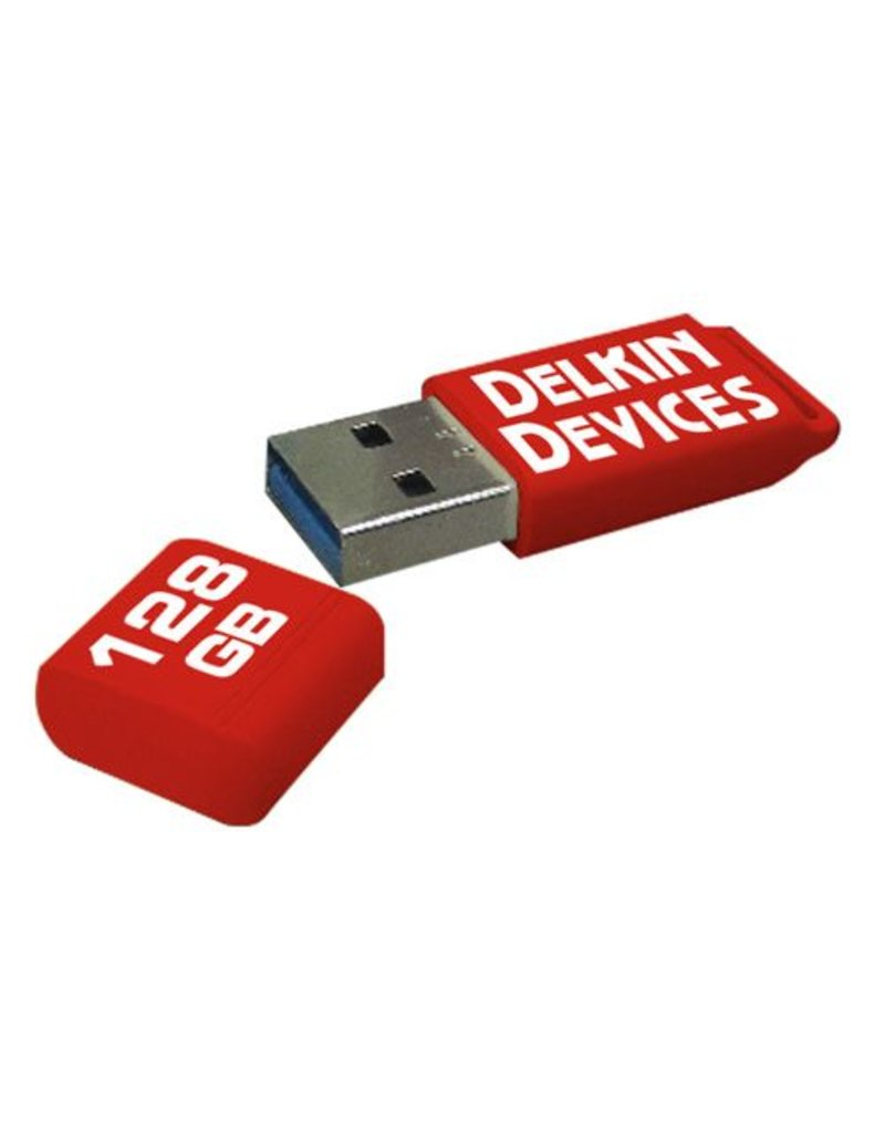 Delkin Pocketflash USB 3.0 Flash Drive - 128GB