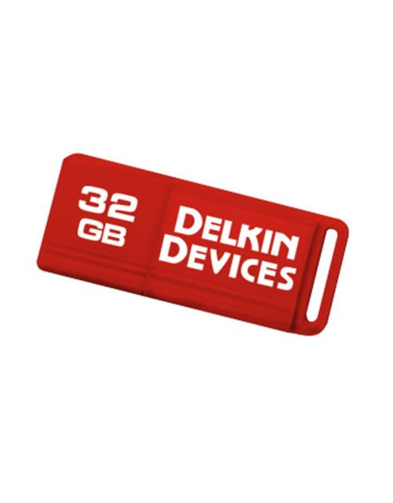 Delkin Pocketflash USB 3.0 Flash Drive - 32GB