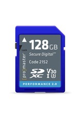Promaster SDXC 128GB Performance 2.0