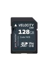 Promaster SDXC 128GB Velocity CINE