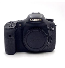 Canon Pre-Owned Canon 7D Body