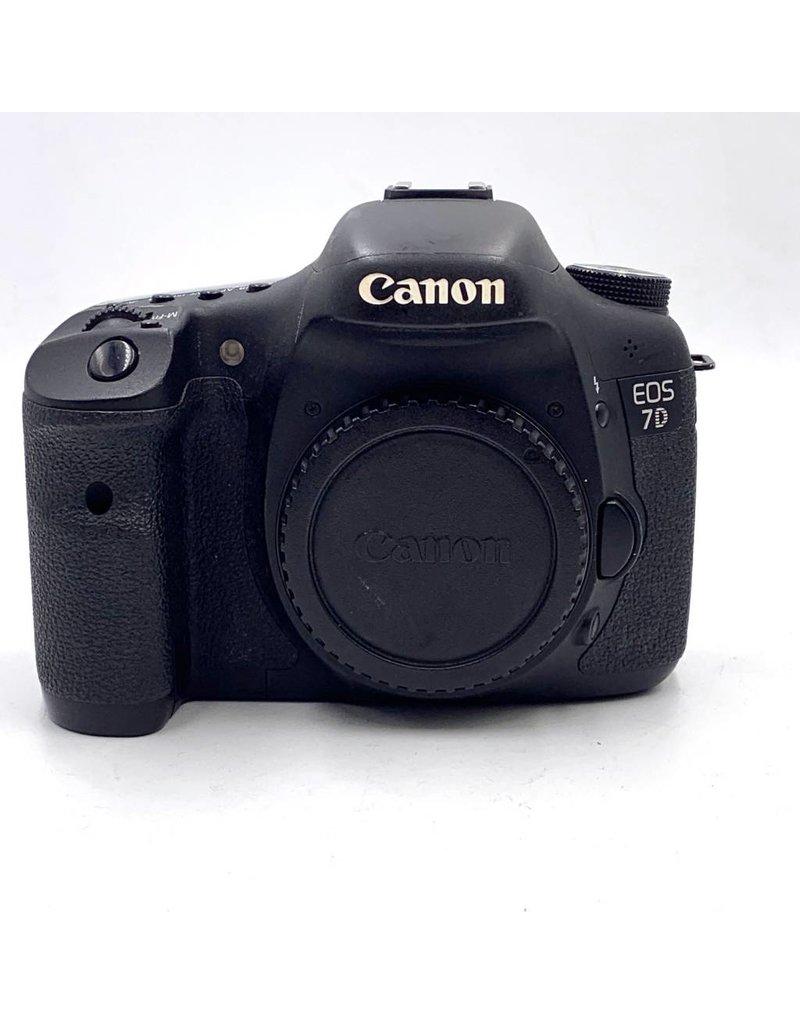 Canon Pre-Owned Canon 7D Body