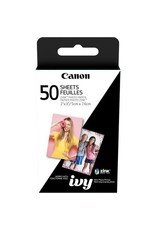 Canon Ivy Zink Photo Paper Pack 50 Sheets