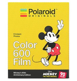 Polaroid Polaroid Originals Color 600 Instant Film (Mickey Mouse 90th Anniversary Edition,