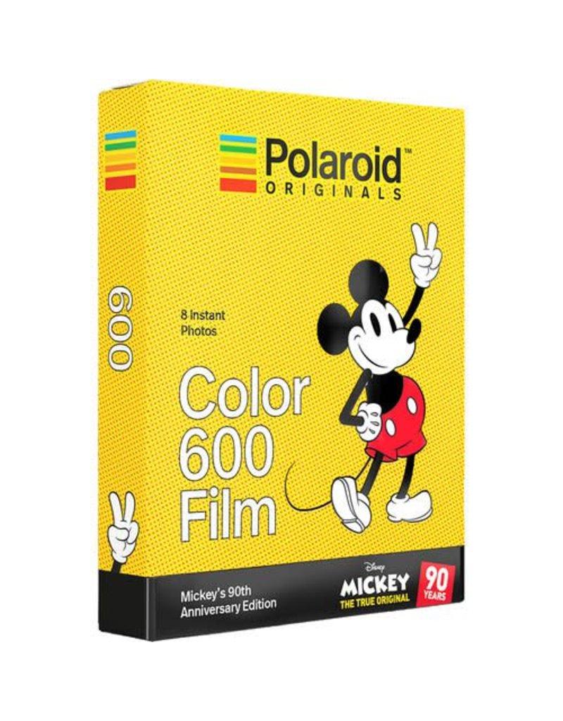Polaroid Polaroid Originals Color 600 Instant Film (Mickey Mouse 90th Anniversary Edition,