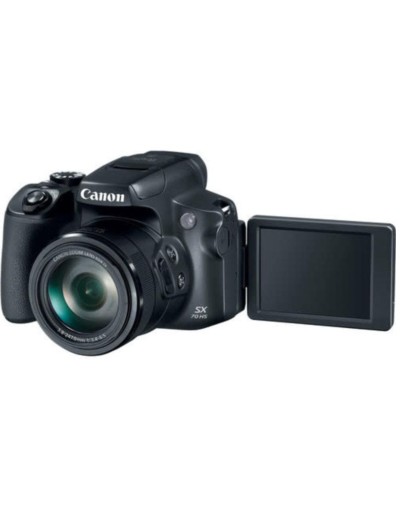 Canon Canon PowerShot SX70 HS Kit