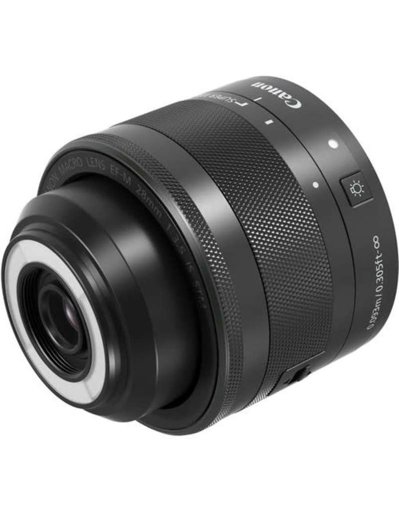 Canon Canon EF-M 28mm f/3.5 Macro IS STM