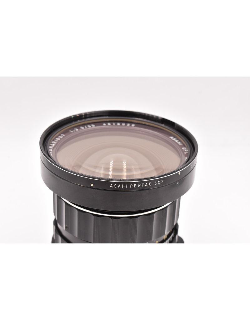 Pre- Owned Pentax 55mm F/3.5 67 Super Takumar With Pentax UV Filter L39