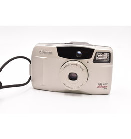 Canon Pre-Owned Canon Sure Shot 60zoom