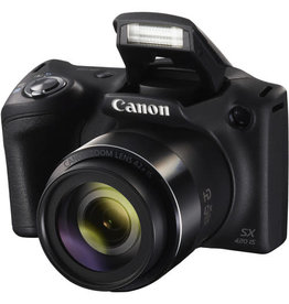 Canon PowerShot SX420 IS Kit (Black)