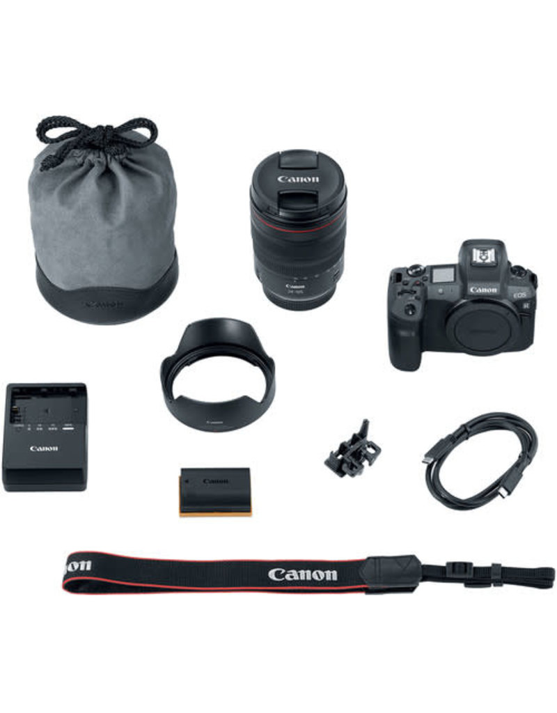Canon EOS R  RF 24–105mm IS USM Kit
