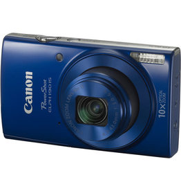 Canon PowerShot ELPH 190 IS Kit (Blue)