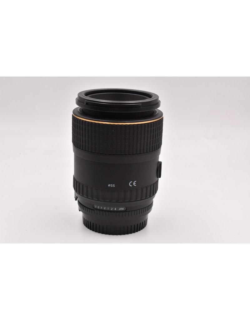 Pre-Owned Tokina ATX 100mm F2.8D Macro Nikon