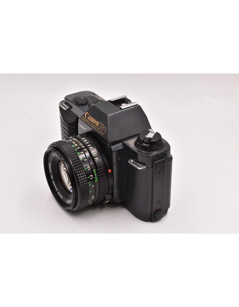 Canon Pre-Owned Canon T50 With 50mm f1.4