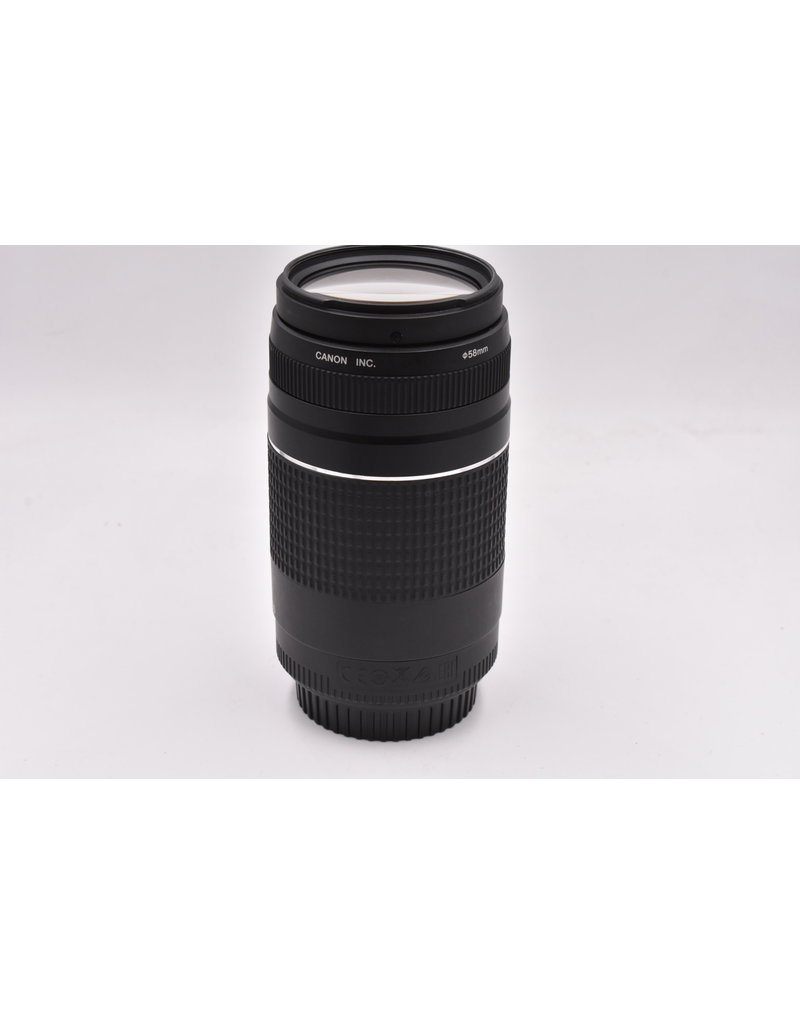 Canon Pre-Owned Canon 75-300mm F4-5.6 III
