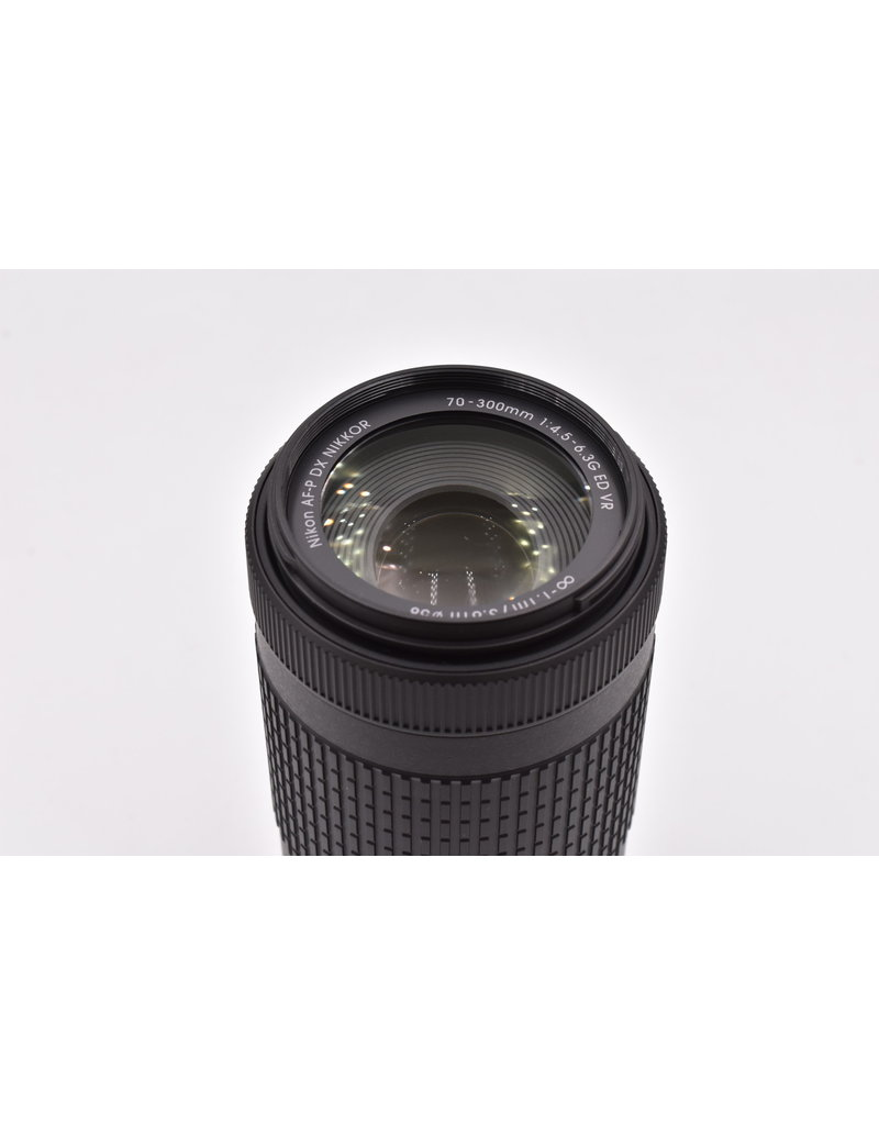 Nikon Pre-Owned Nikon 70-300mm F/4.5-6.3 G ED VR