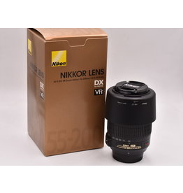 Nikon Pre-Owned Nikon 55-200mm F4-5.6G IF-ED VR