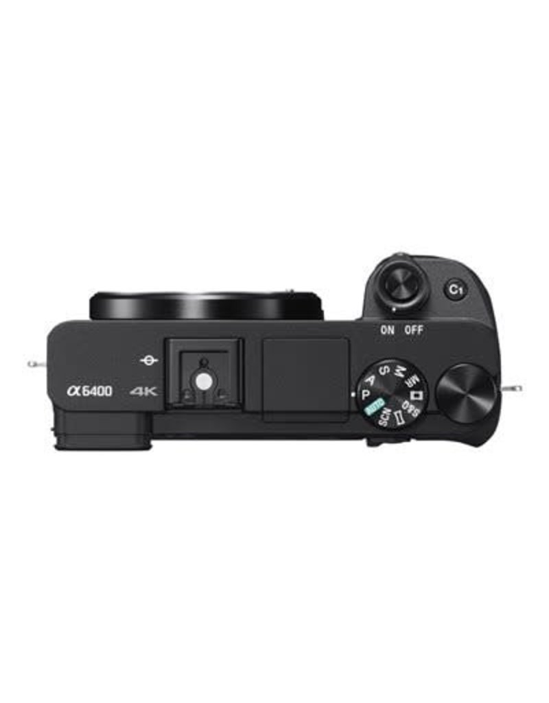 Sony Sony A6400 With 16-50mm LENS