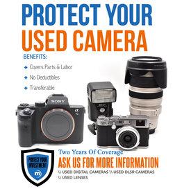 2 Year Used Camera Warranty Under $2000