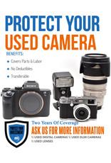 2 Year Used Photo Gear Warranty Under $1000