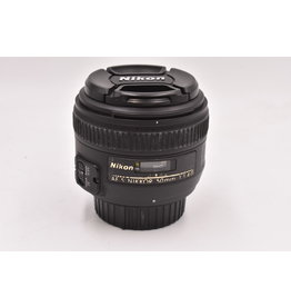 Nikon Pre-Owned Nikon 50mm F/1.4 G