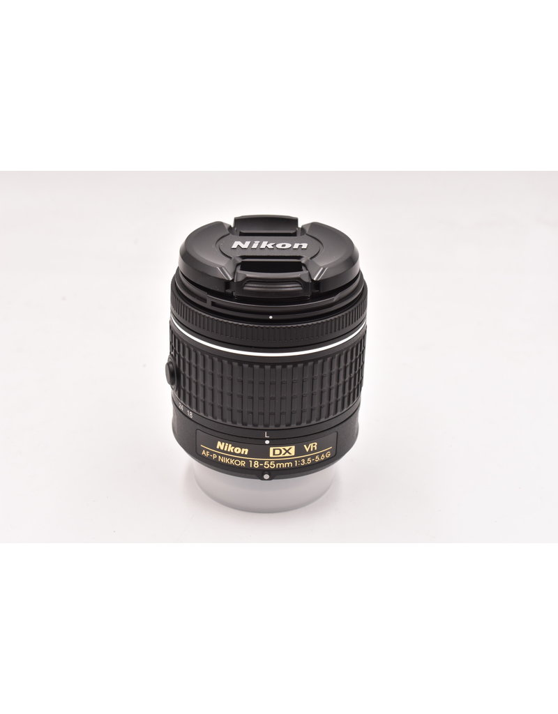 Nikon Pre-Owned Nikon 18-55mm AF-P VR
